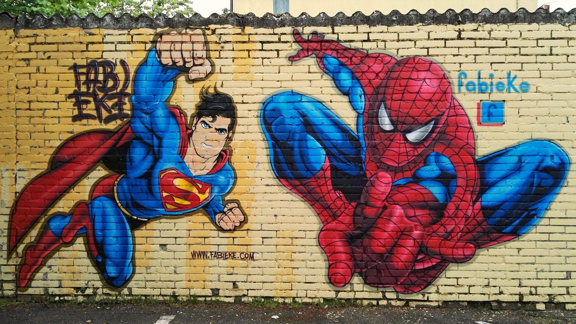 Fabieke - Graffiti Str...