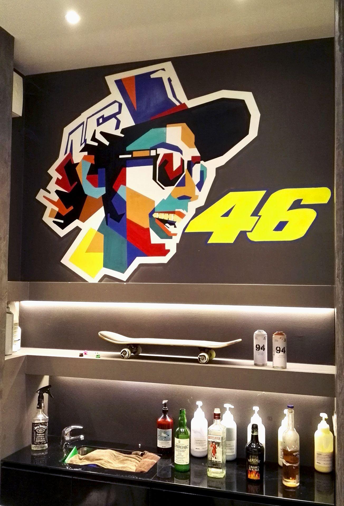 Valentino Rossi VR 46