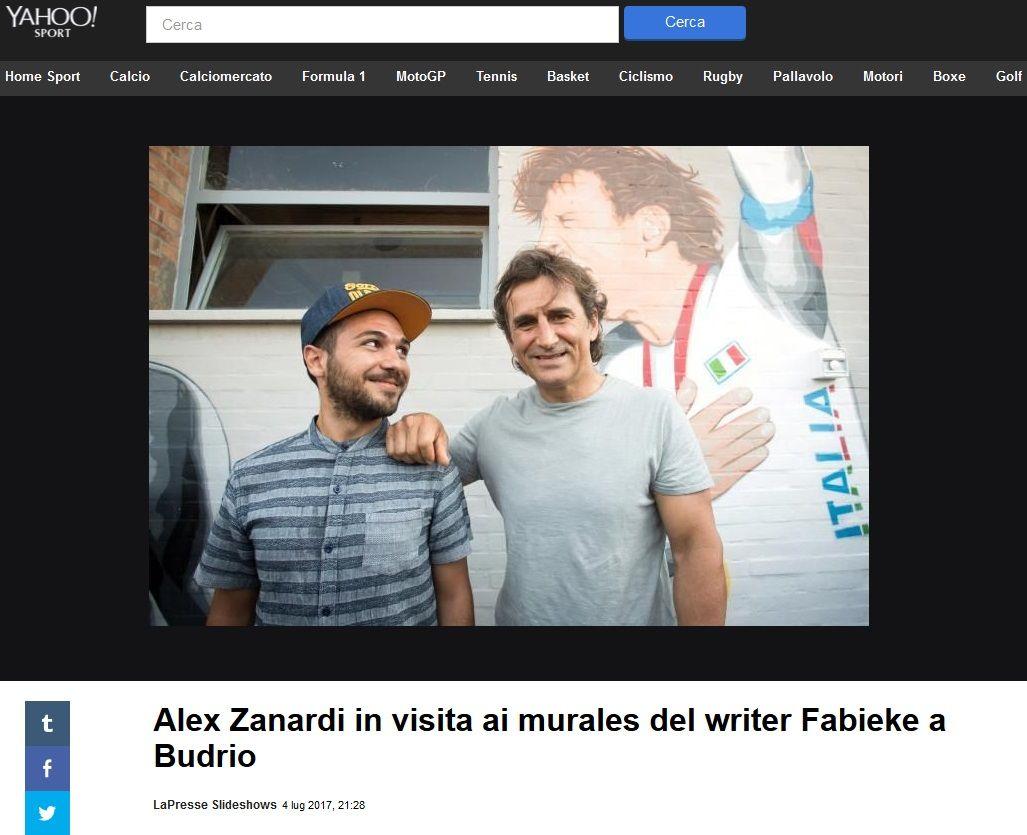 Yahoo! - Newspaper