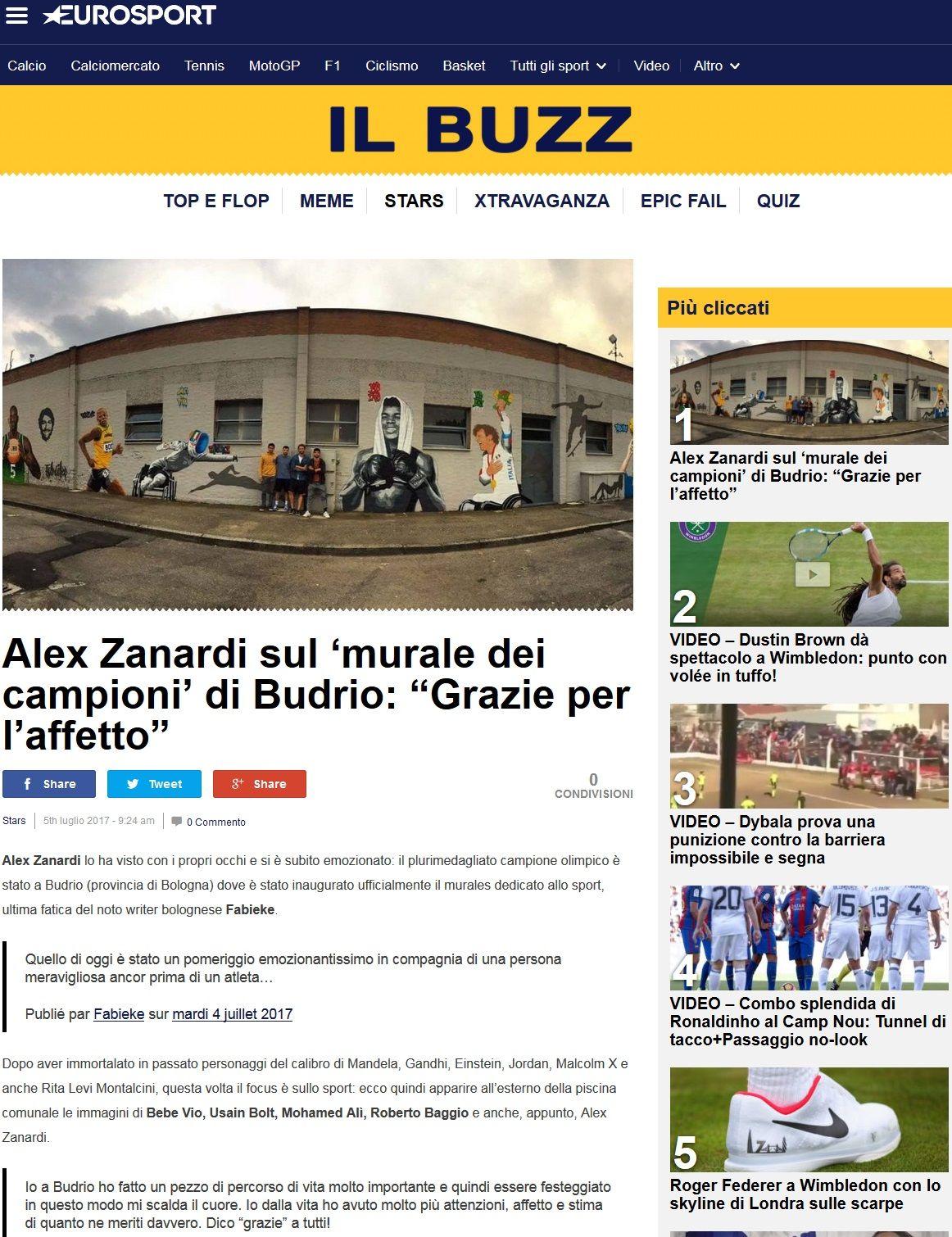 EuroSport - Newspaper