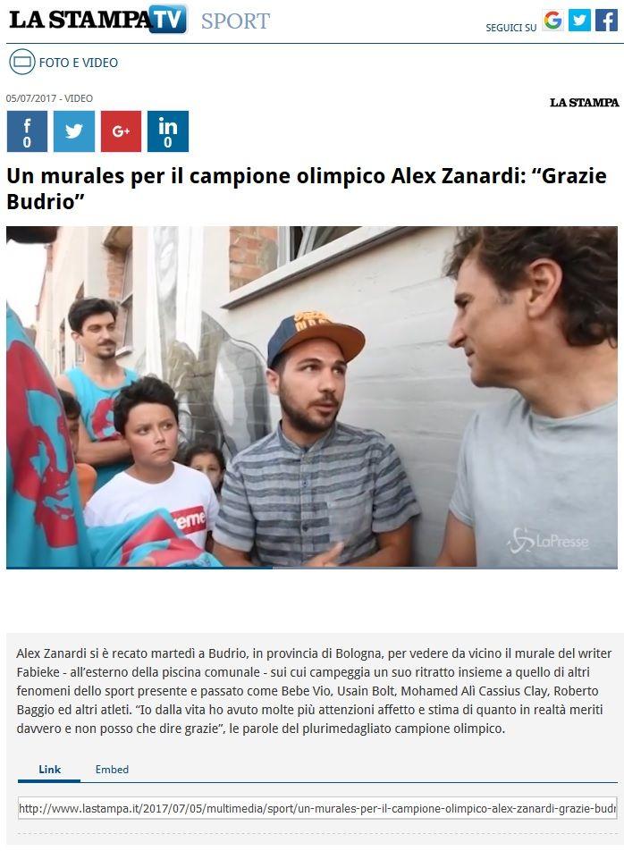 La Stampa - Newspaper