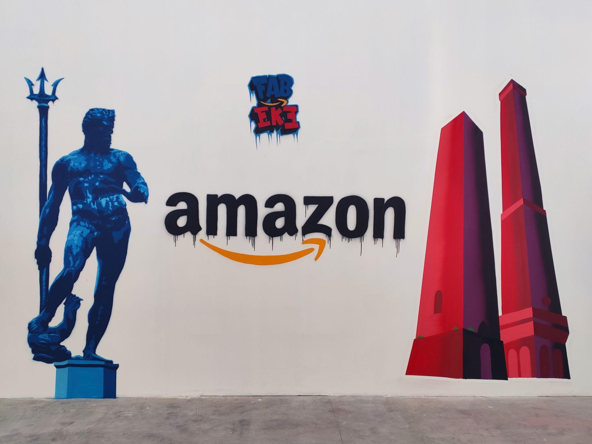Amazing Amazon