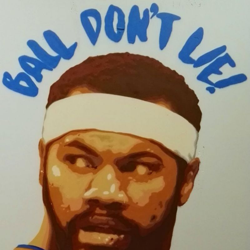 Ball don't lie!