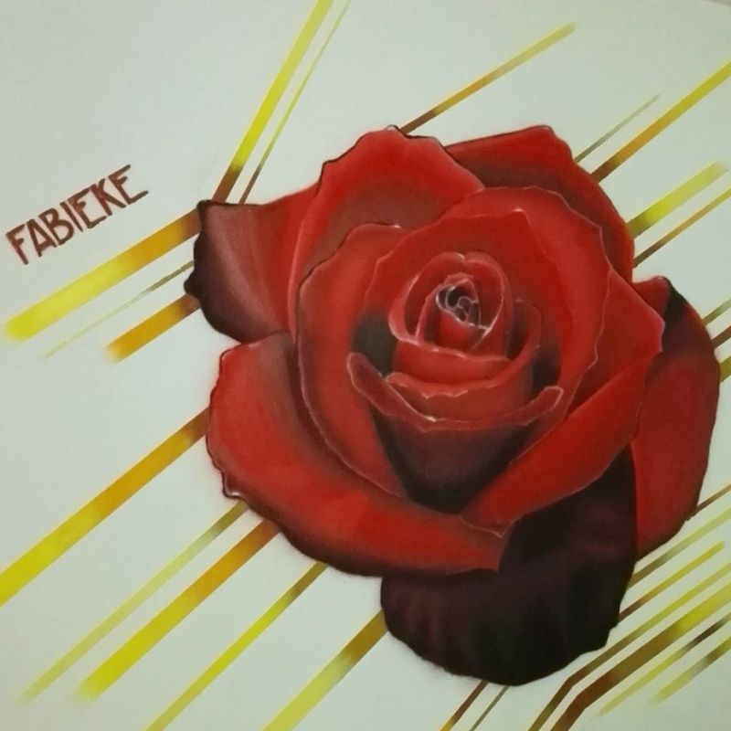 Sara's rose