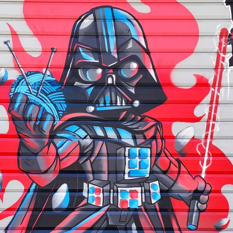 Darth Gomitolo Vader