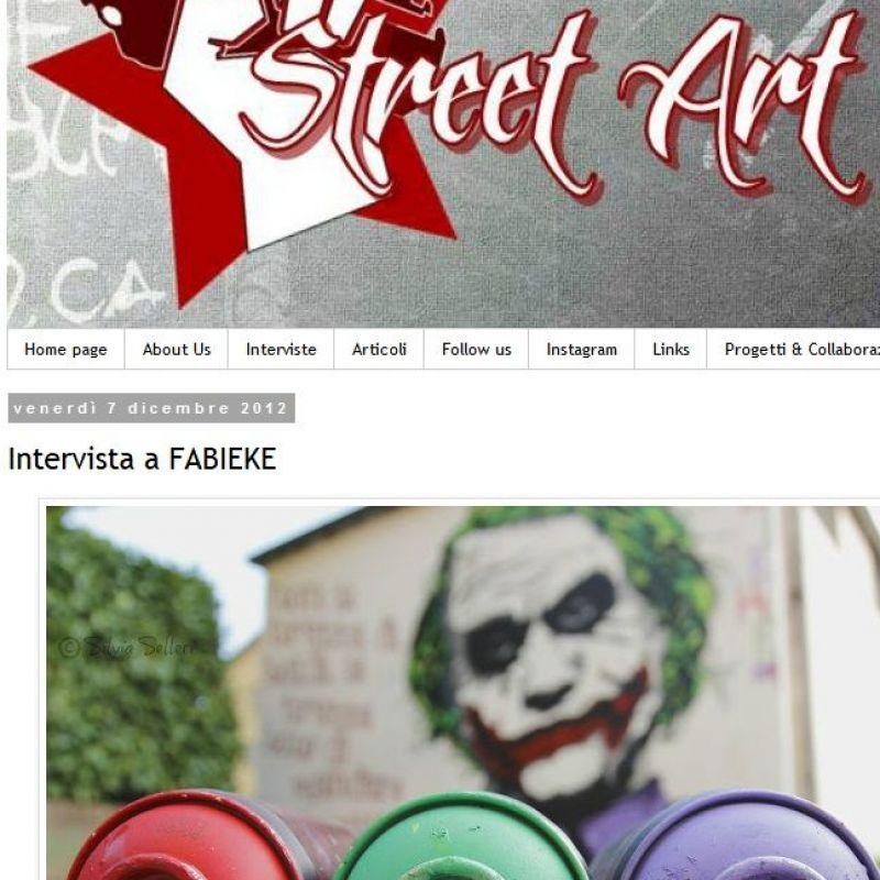 Street Art Attack's Interview