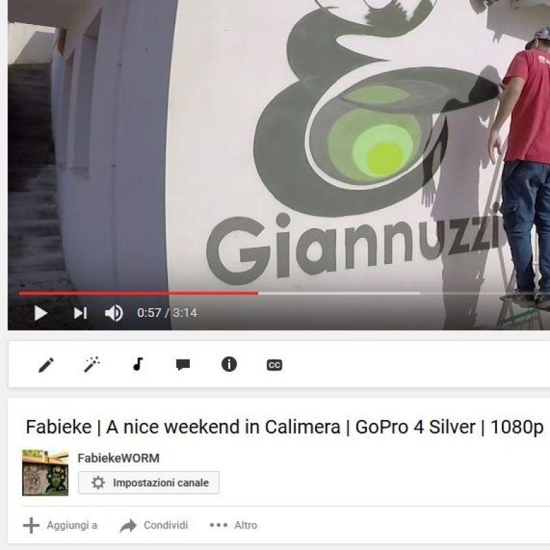 A nice weekend in Calimera