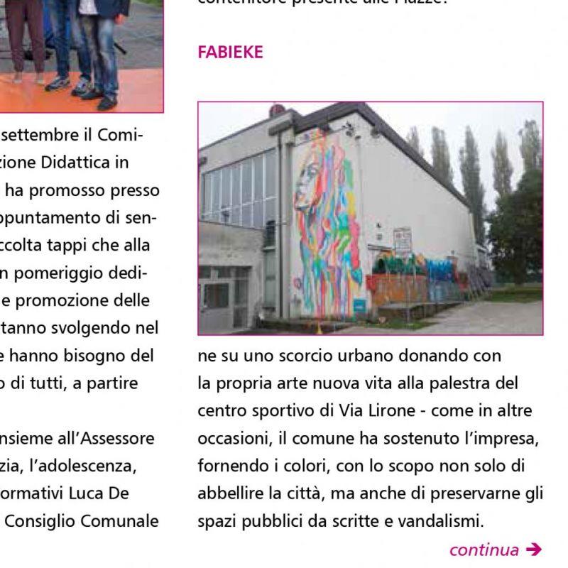 inComune - Monthly Magazine