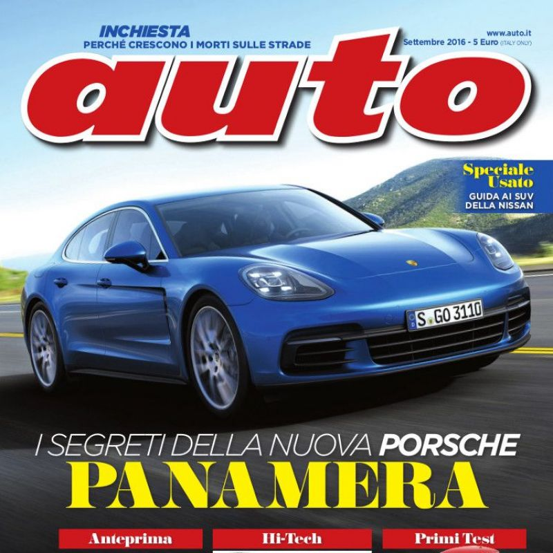 Auto - Monthly Magazine