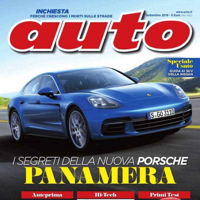 Auto - Monthly Magazine