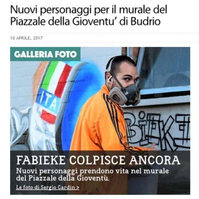 Budrio Next - Newspaper