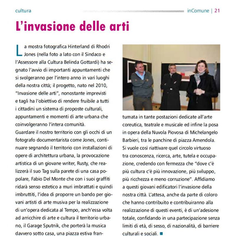 inComune - Monthly Magazine