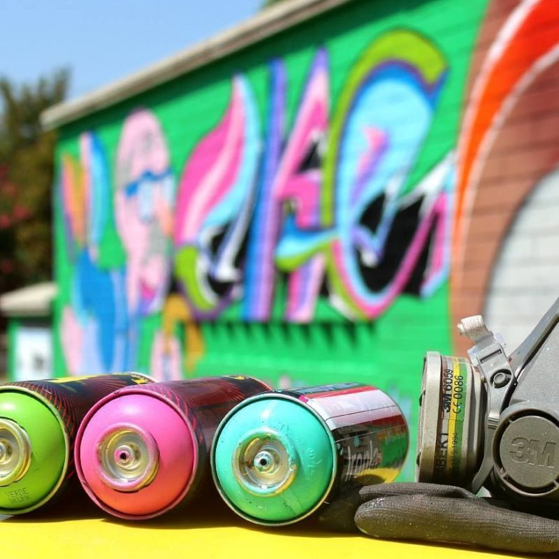 Fabieke - Graffiti Street Art Bologna